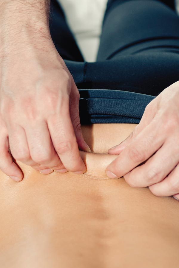 myofascial release manual therapy
