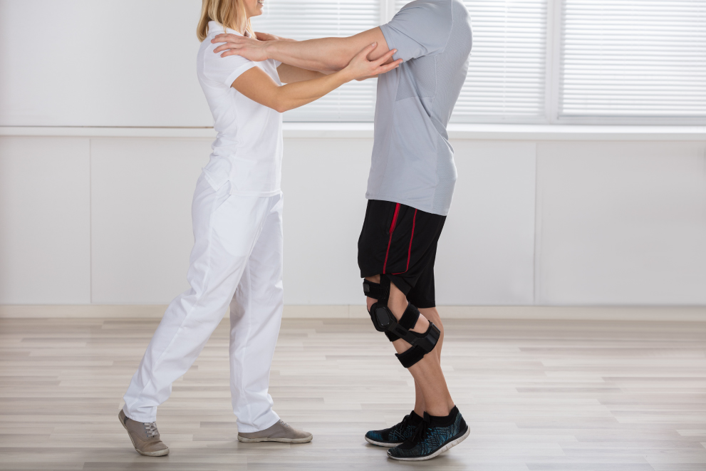 physical therapy pre&post surgery