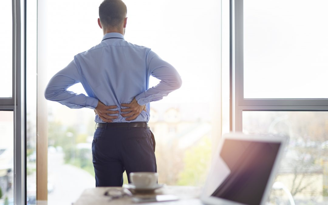 3 Most Common Reasons for Back Pain
